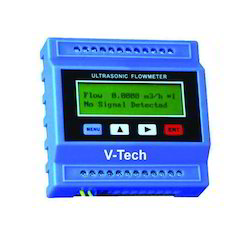 Digital Ultrasonic Flow Meter