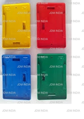 Lanyard Plastic Card Holder Manufacturer From New Delhi