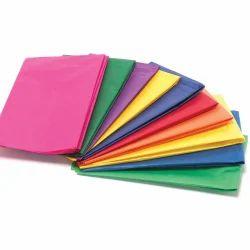 Plain Colorful Tissue Paper