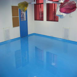 Epoxy Residential Flooring