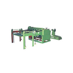 Gearless Sheet Cutting Machine