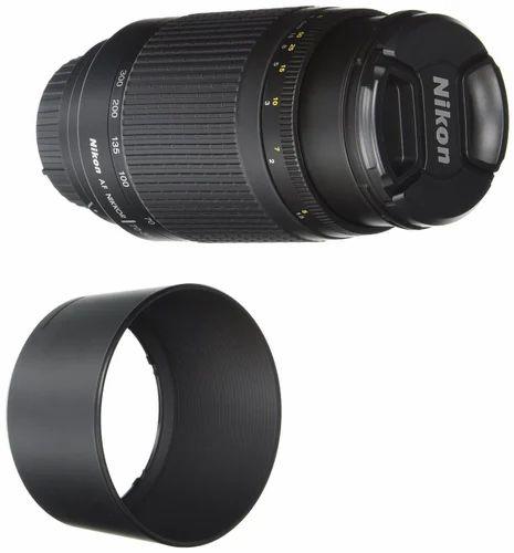 Nikon AF 70 300mm F 40 56G Telephoto Zoom Lens DSLR