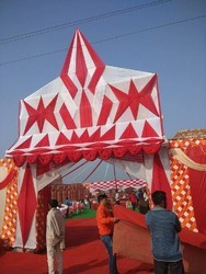 Wedding Tent House Service