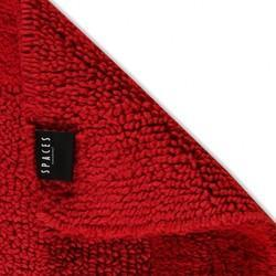 Blood Red Bath Mat Bathroom Ke Liye Galicha Welspun Global Brands Ltd Mumbai Id 10835248497