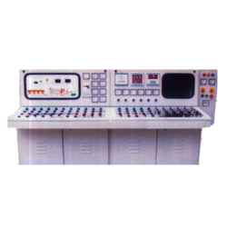 Three Phase Drum Mix Plant Control Panel, For At Construction Site