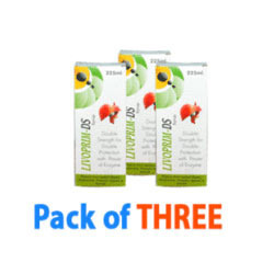Pack of Three Livoprim DS Liver Tonic