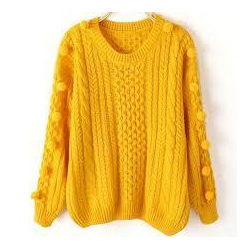 09f763a48667e5 Ladies Designer Sweater at Rs 500  piece(s)
