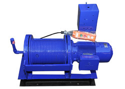1 Ton Winch Machine