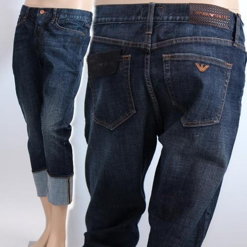 Ostrich Men Jeans Piece Armani Emporio Id Enterprises Rs 650 qvqCp