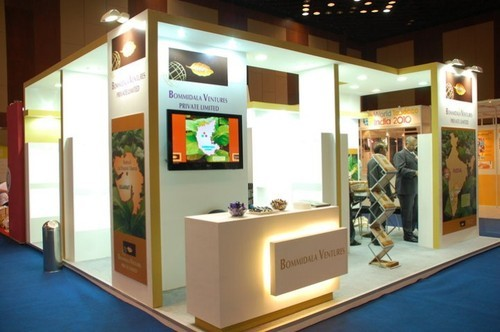 Exhibition Stall Quotation : Exhibitions stalls view specifications details of exhibition