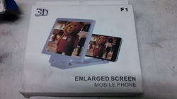 3D Enlarged Screen for Mobile Phone & Tablet