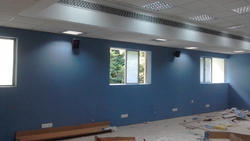 Acoustic Panels for Auditoriums