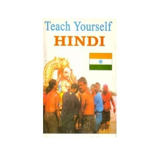 Teach Yourself Hindi Book