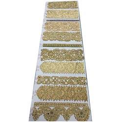 Hand Work Coding Lace