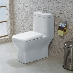 Water Closet   Foursquare One Piece Water Closet Manufacturer From Morvi