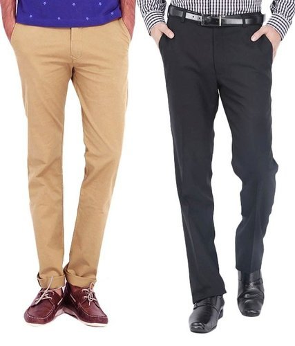 Brown Small Trouser