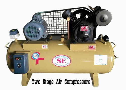 5 HP Air Compressor, Warranty: 6 Months