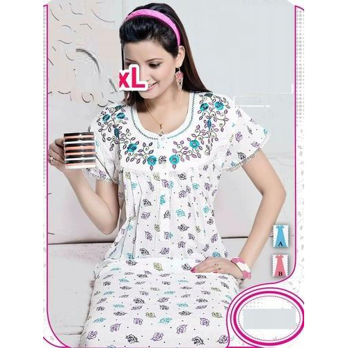 Ladies Embroidery Nighty Stitching Service In Bandra East Mumbai