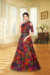 Fashionable Exclusive Gown