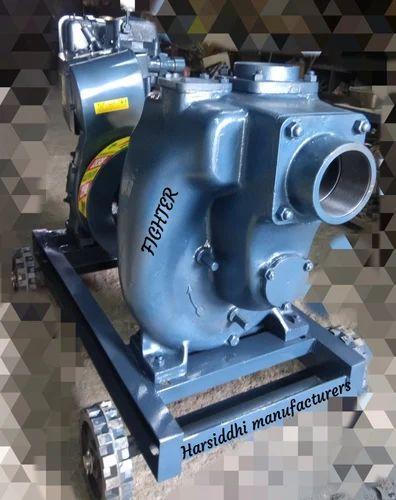 75mm Mud Pump Diesel Engine