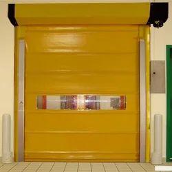 Stainless Steel Self Repairing High Speed Doors