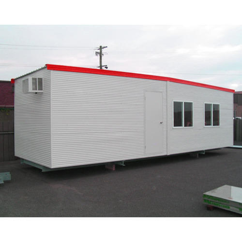 Light Industrial Construction Cost Per Square Foot: Interior Portable Cabins For Office