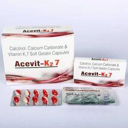 Vit.k27 Calcitrol.25mg Calcium Carbonate Zinc Magnes Cap