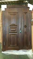 RESIDENTIAL STEEL DOORS