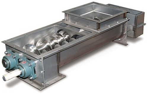 Max Upto 1 Mtr Screw Conveyors