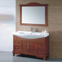 Wooden Bathroom Vanities At Best Price In India