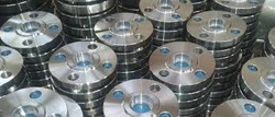 254 SMO Threaded Flange