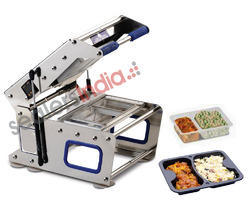 Manual Tray Sealing Machine - 2 Portion