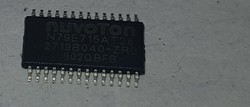 N79E715AT28 Nuvoton Microcontroller