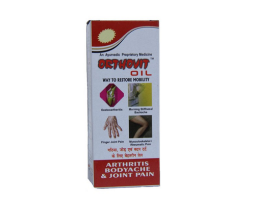 Orthovit Oil | Renovision Exports Private Limited | Manufacturer ...