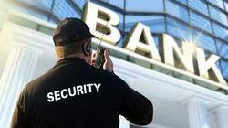 Bank Security Guard