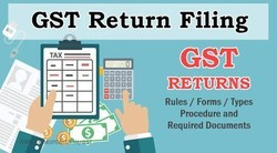 GST (Good and Service Tax) Monthly Return Submit