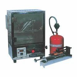 Digital Flammability Tester