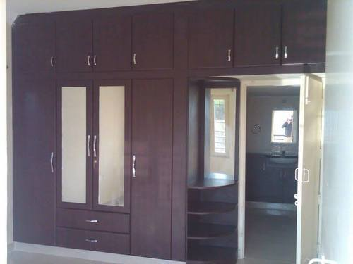 Brown Wooden Wardrobe Dressing Table Rs 850 Square Feet Next G