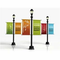 Outdoor Flex Banners