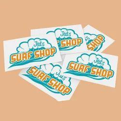 Printed PVC Sticker