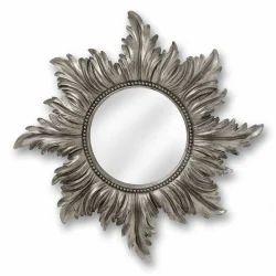 装饰镜,形状:圆形