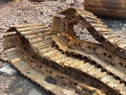 Track Chain Assembly for Excavators