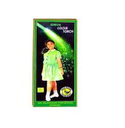 Green Color Torch Crackers