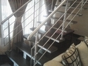 Silver Indoor Ss Stair Railings