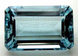 Aquamarine Gemstone For Rings