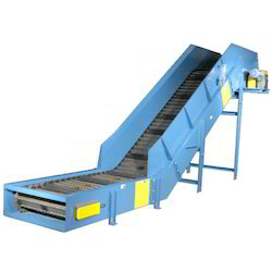 Inclined PU Belt Conveyor
