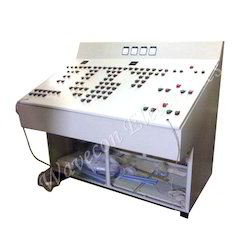 Electrical Control Desk Panel