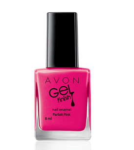Gel Finish Nail Enamel