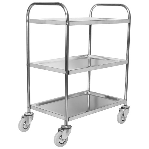 StackEasy Three Deck Trolley