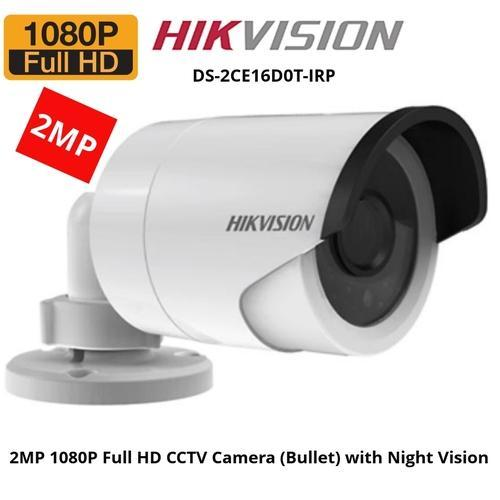 Hikvision 2 Mp 20 Meter Bullet Camera Ds-2Ce16D0T-Irp -4632